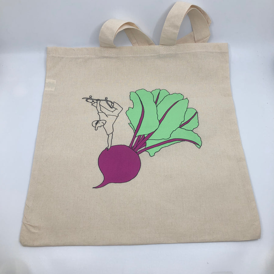 Siebert Tote Bag in Beet