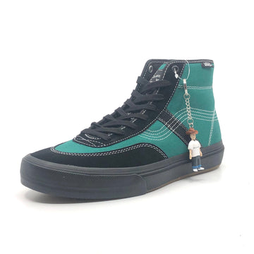 Vans Crockett High Pro Quasi in Antique Green and Black