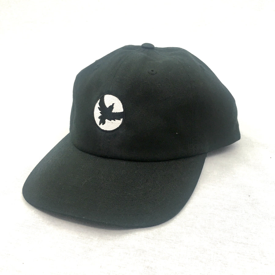 Milo Dad Bird Hat in Black