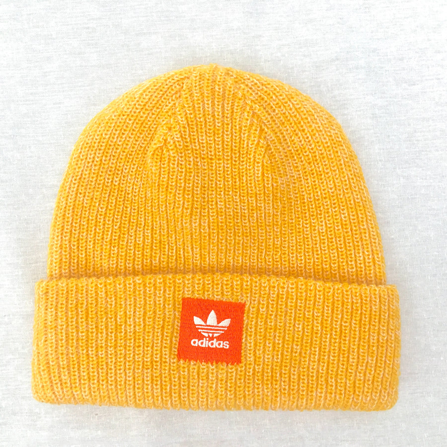 Adidas Skateboarding Joe Beanie 2 in Yellow