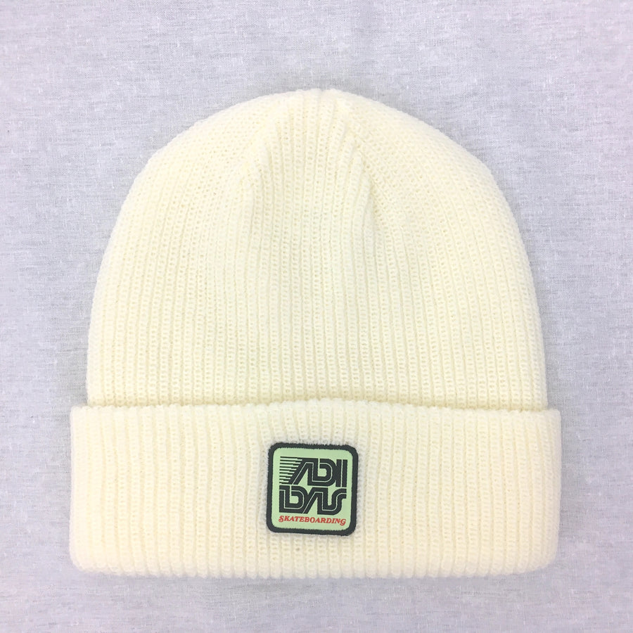 Adidas Skateboarding Joe Beanie 1 in Cream