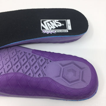 Vans Pop Cush V3 Insole in Purple