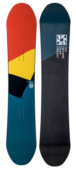 2020 Interior Plain Project Honalee Snowboard