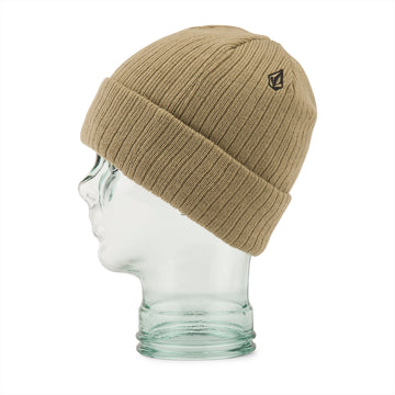 2022 Volcom Cord Beanie in Gold