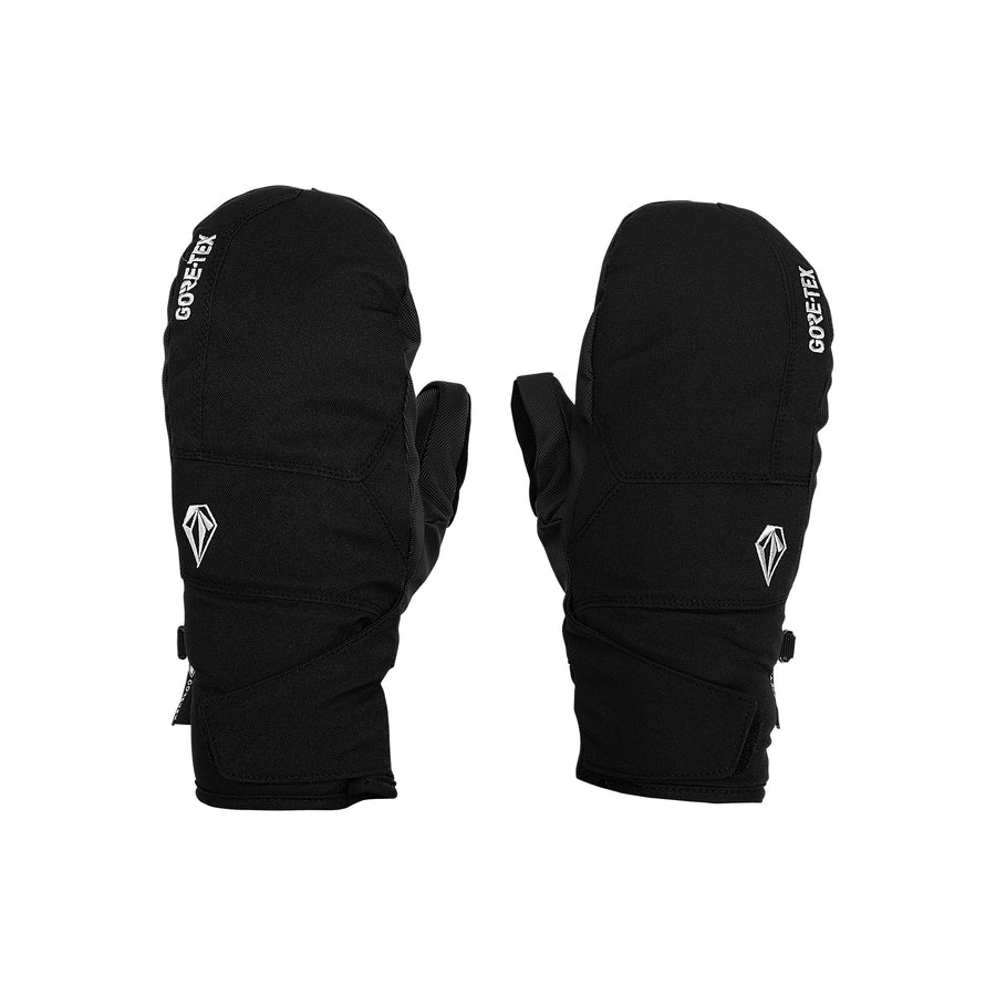 2021 Volcom Stay Dry Gore-Tex Mitt in Black