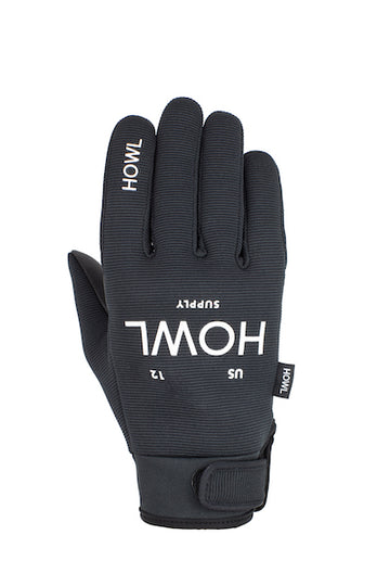 2021 Howl Jeepster Glove in Black