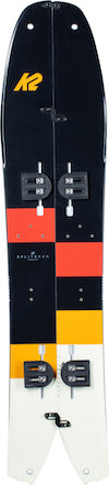 2021 K2 Split Bean Splitboard Package With Skins And Pucks