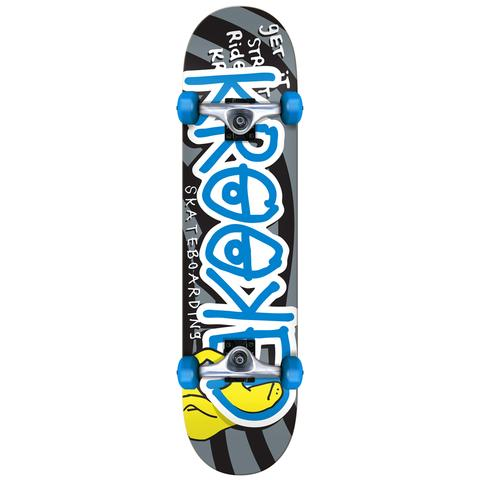 Krooked Shmoo Krash Complete Skateboard in 7.5''