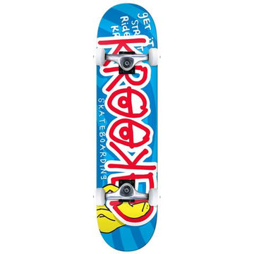 Krooked Shmoo Krash Complete Skateboard in 7.75''