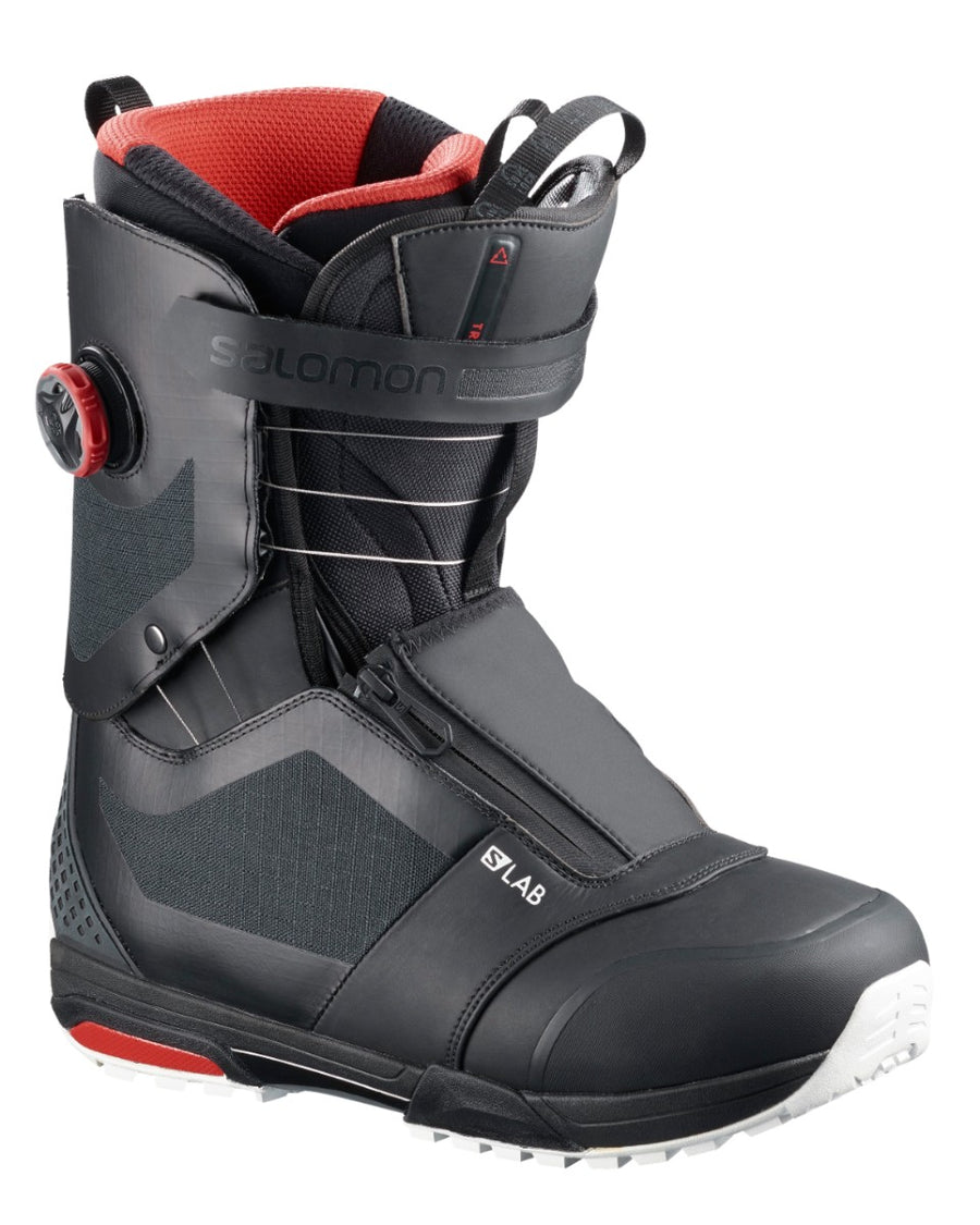 2020 Salomon Trek S/Lab Snowboard Boot in Black