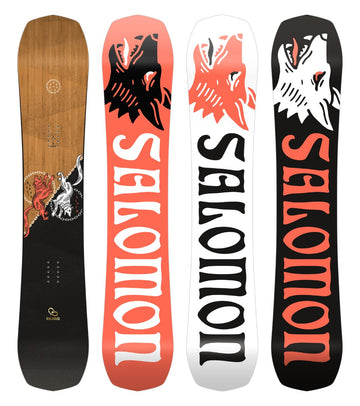 2021 Salomon Assassin Mens Snowboard