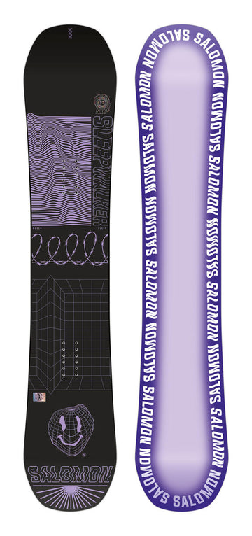 2021 Salomon Sleepwalker Mens Snowboard