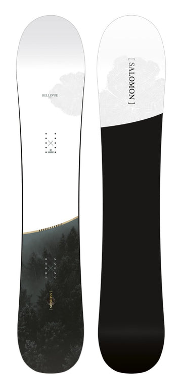 2021 Salomon Bellevue Womens Snowboard