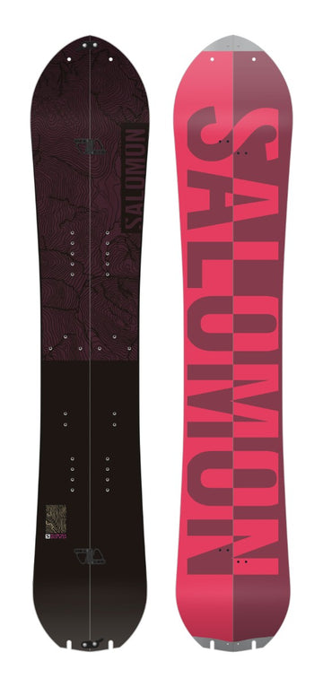 2021 Salomon Pillow Talk Split Womens Snowboard