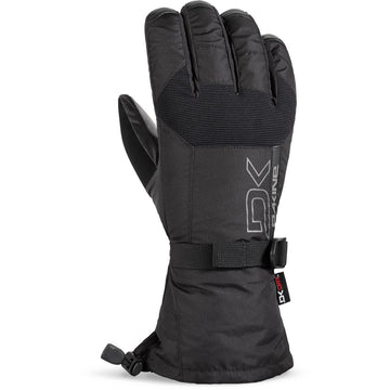 2020 Dakine Leather Scout Glove in Black