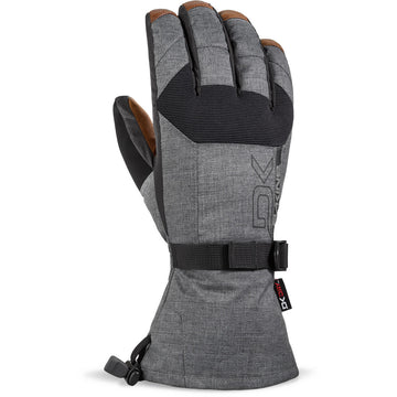 Dakine Leather Scout Glove in Carbon