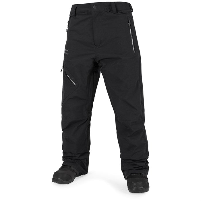 2020 Volcom L Gore-Tex Mens Snow Pant in Black