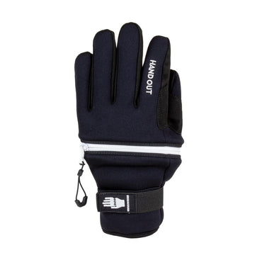2021 Hand Out Light Weight Gloves in Black