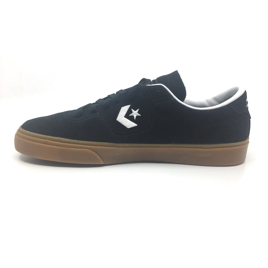 Converse Louie Lopez Pro Ox in Black White and Gum