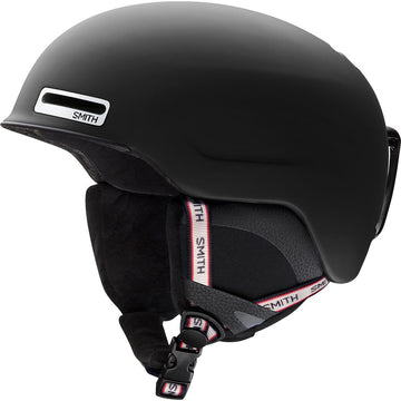 2020 Smith Maze Snow Helmet in Matte Black Repeat