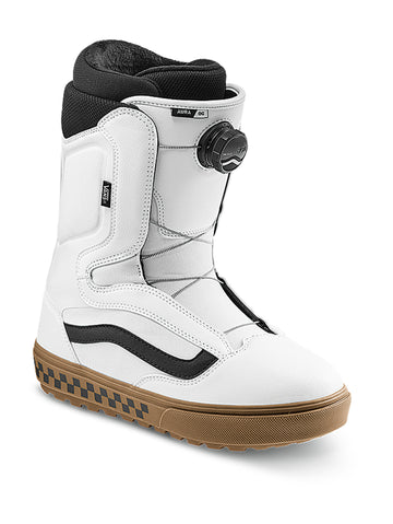 2021 Vans Aura OG Snowboard Boot in White