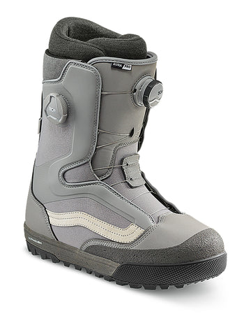 2021 Vans Aura Pro Snowboard Boot in Gray