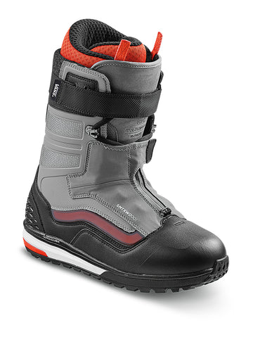 2021 Vans Hi-Country & Hell-Bound Snowboard Boot in Gray and Black (Sam Taxwood Pro Model )