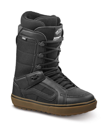 2022 Vans Hi-Standard Og Snowboard Boot in Black and Gum