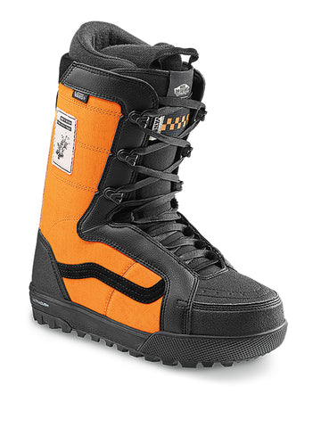 2021 Vans Hi-Standard Pro Snowboard Boot in Apricot and Black (Arthur Longo Pro Model )