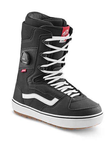 2021 Vans Invado OG Snowboard Boot in Black and White