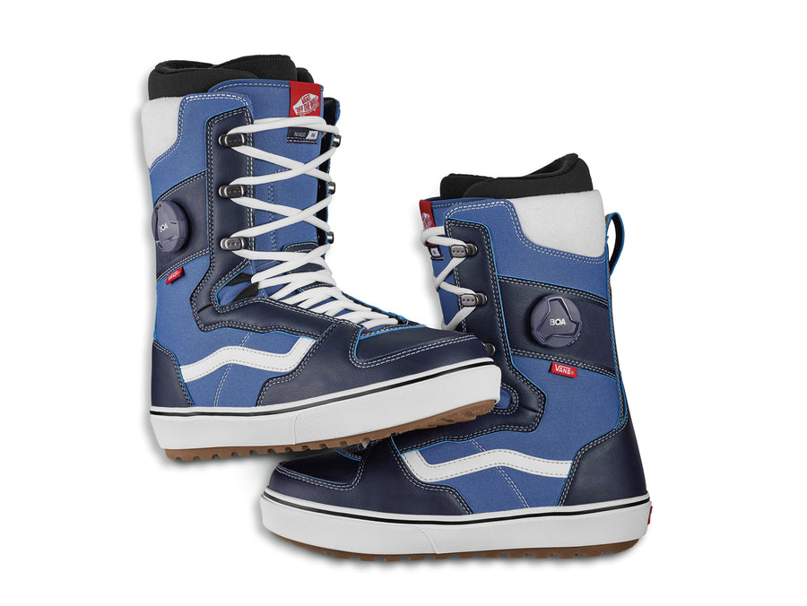 2021 Vans Invado OG Snowboard Boot in Navy White