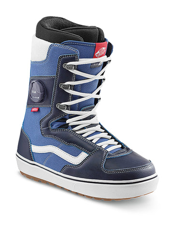 2021 Vans Invado OG Snowboard Boot in Navy and White