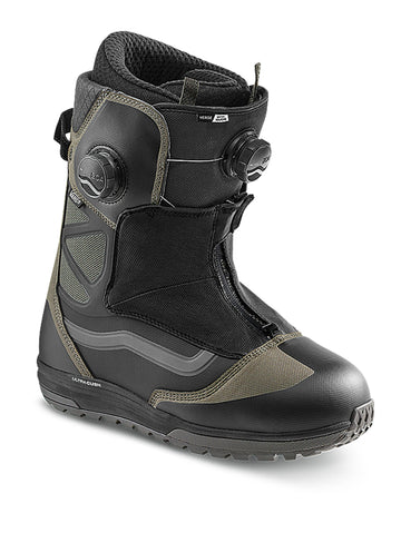 2021 Vans Verse Snowboard Boot in Black and Gray (Bryan Iguchi Pro Model )