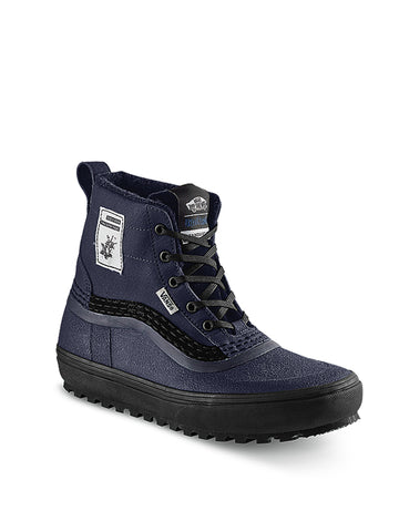 2021 Vans Standard Mid MTE Snow Boot in Blue and Black (Arthur Longo Pro Model )