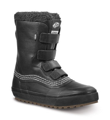 2022 Vans Standard V Snow Mte Boot in Blackout and