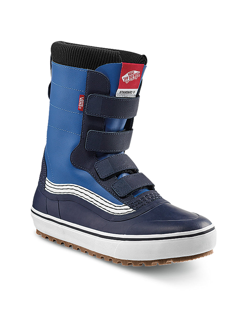 2021 Vans Standard V MTE Snow Boot in Navy and White