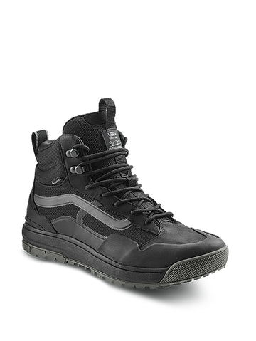2021 Vans Ultrarange EXO HI MTE Gore-Tex DW Snow Shoe in Black and Gum (Bryan Iguchi  )