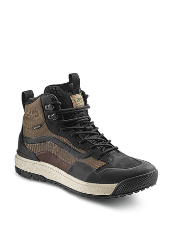 2021 Vans Ultrarange EXO HI MTE Gore-Tex DW Snow Shoe in Brown and Black