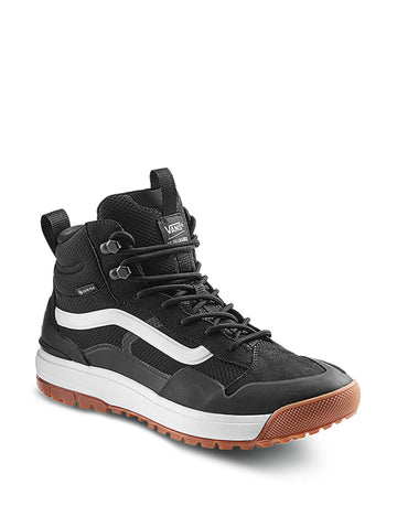 2021 Vans Ultrarange EXO HI MTE Gore-Tex Snow Shoe in Black and White