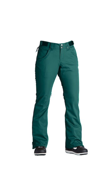 2021 Airblaster Womens My Brothers Pant in Night Spruce