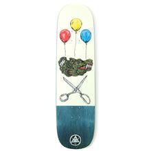 Welcome Bark on Big Bunyip Skate Deck in 8.5
