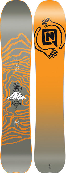 2022 Nitro Mountain Snowboard