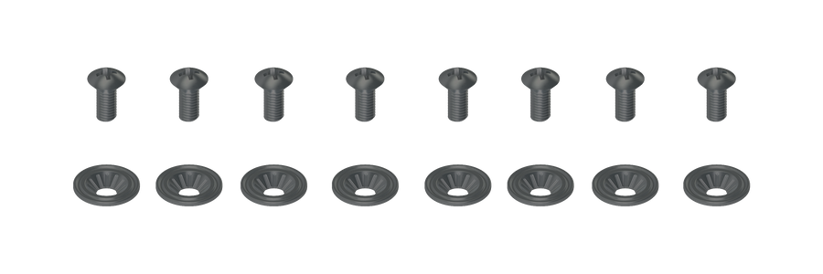 2021 Union Binding Mounting Hardware