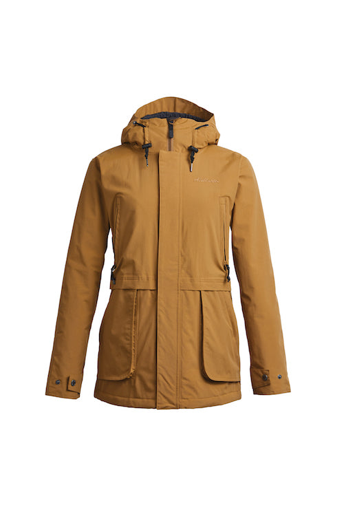 2021 Airblaster Womens Nicolette Jacket in Grizzly