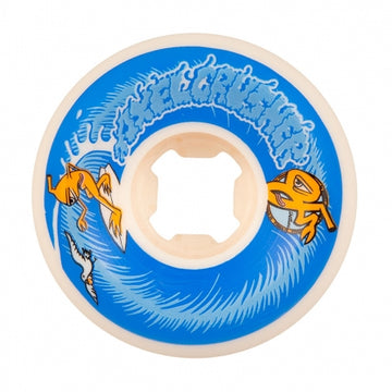 OJ Wheels 56mm Axel Crusher Elite Hardline Skate Wheels in 101a