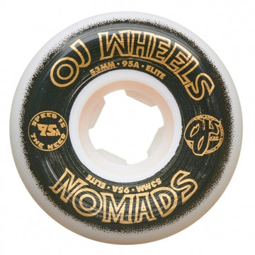 OJ Elite Nomad Skate Wheel in 95a 54mm