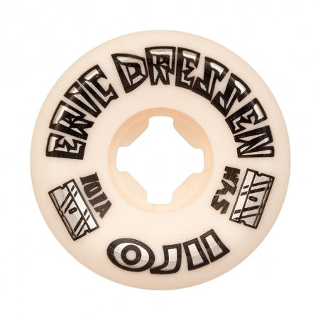 OJ Wheels Eric Dressen OJ2 Elite Hardline 101a 54mm Skate Wheels