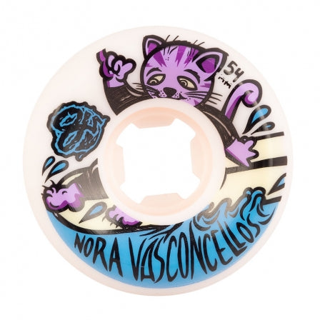OJ Wheels 54mm Nora Vasconcellos Surfs Up Elite Mini 101a Skate Wheels