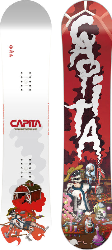 2021 Capita Scott Stevens Mini Kids Snowboard