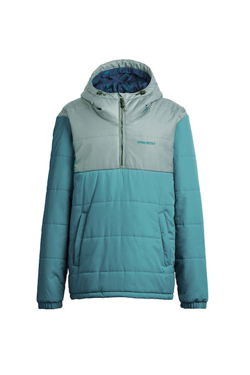 2021 Airblaster Puffin Pullover Jacket in Atlantic